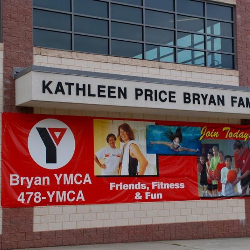 Kathleen Price Bryan Family YMCA 12:30 PM