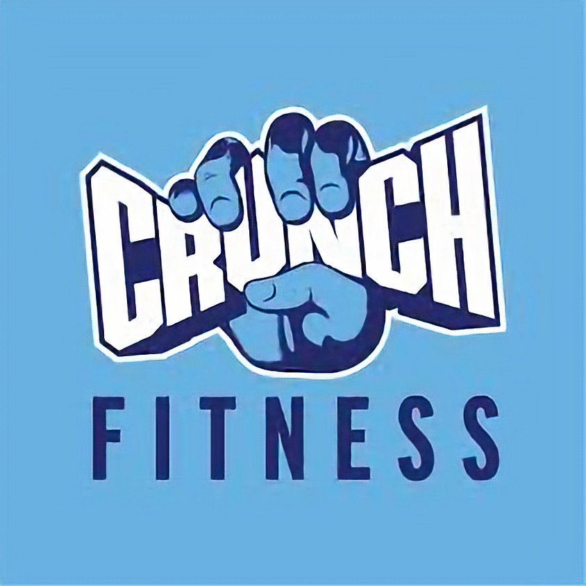 Crunch Fitness - Roanoke 08:00 AM