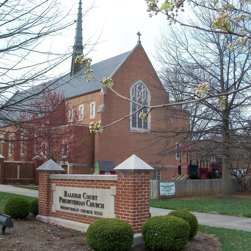 Raleigh Court Presbyterian Church - 3:30 PM