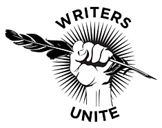 Writers Unite logo