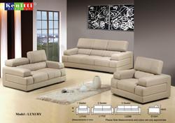 Kenitti Sofa - Contemporary Design -LUXU