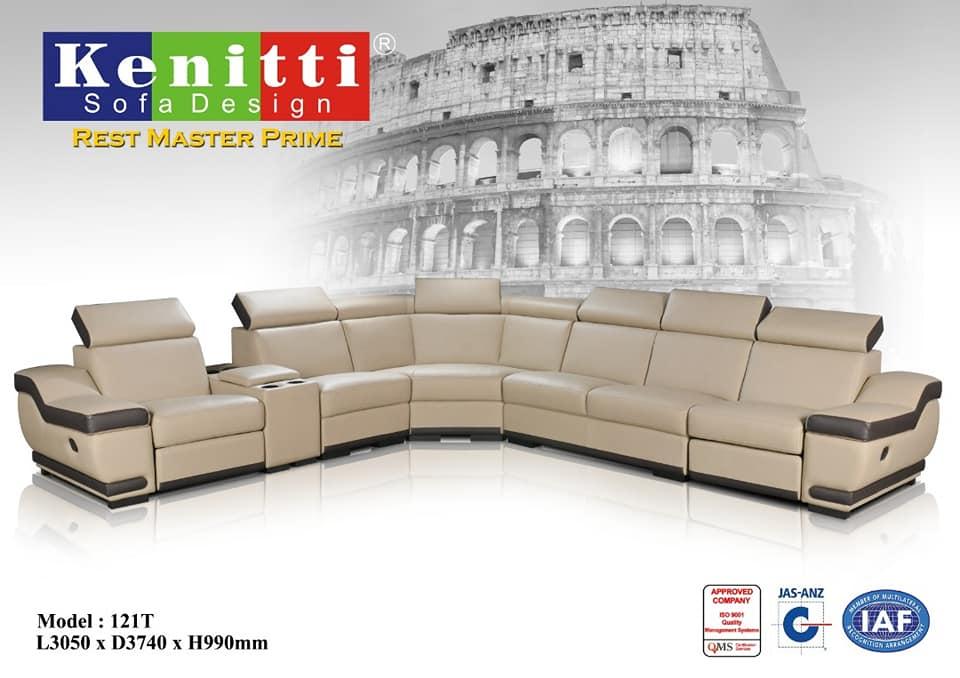 Iso 9001 Sofa Manufacturer In Malaysia Genuine Leather Sofa
