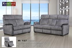 M - 157 - 1R - 2 - 3 Seater Sofa - Tauru