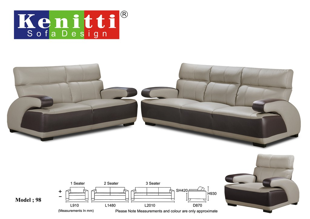Kenitti Sofa - Contemporary Design -M98.