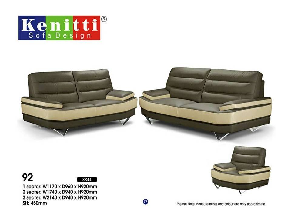 Kenitti Sofa - Contemporary Design -M92