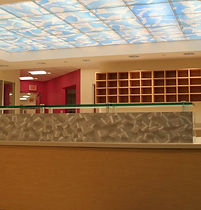 Reception Desk @ Childrens Hospital