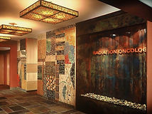 Water Wall & Mosaic Design