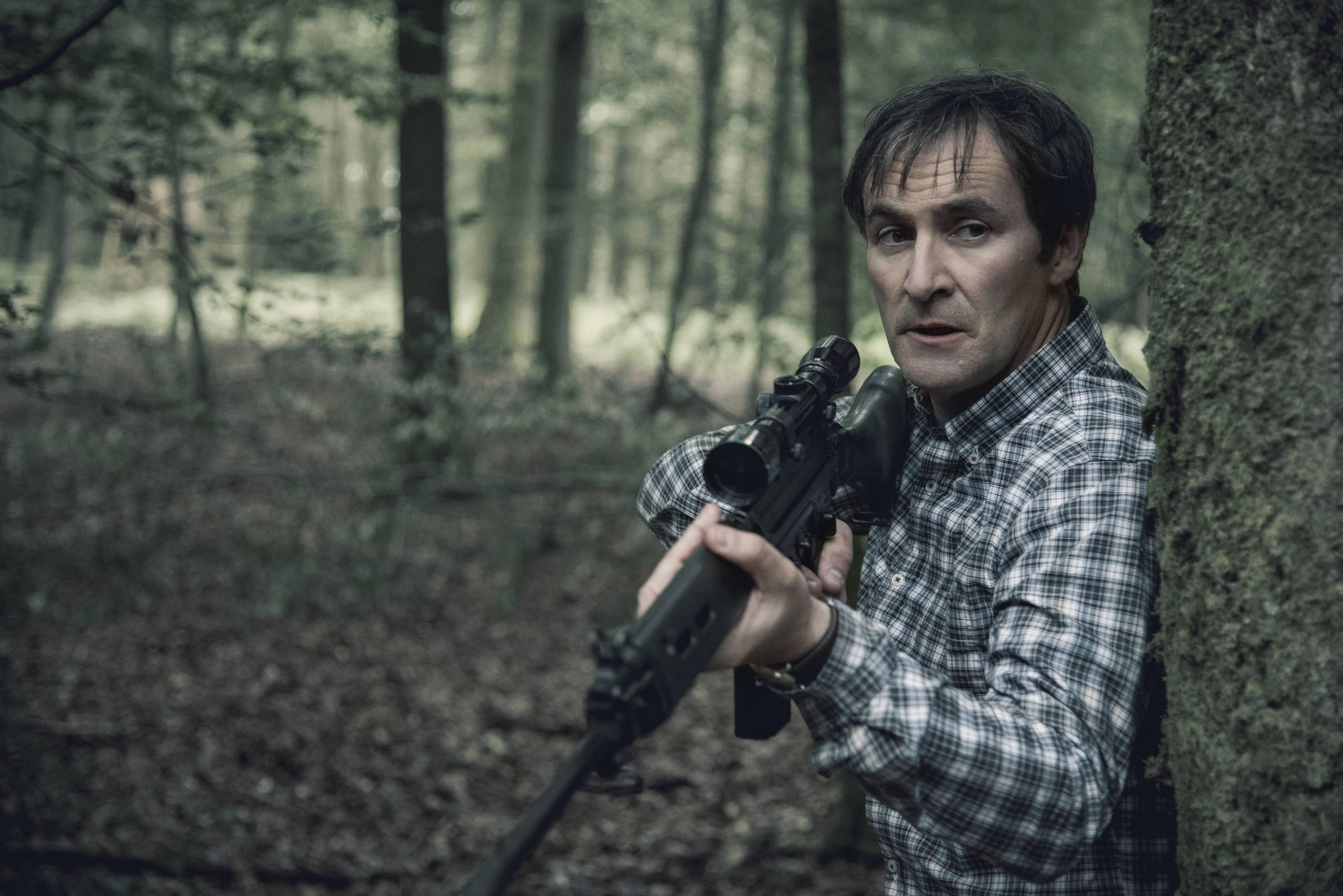 Derek Ridell - Actor