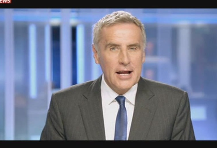 Dermot Murnaghan - Presenter