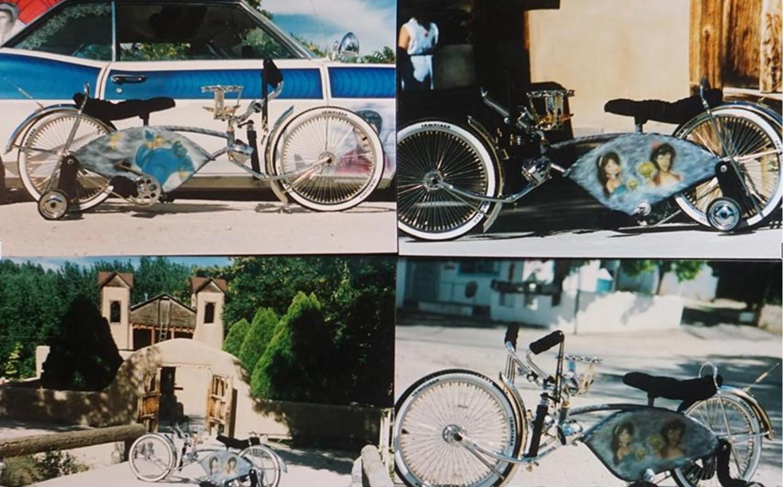 Alladin Lowrider Bike Completed 1985_edi