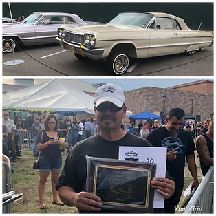 Espanola car show Best of show winner.jp