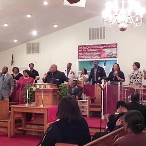 Pastor Tyler Anniversary