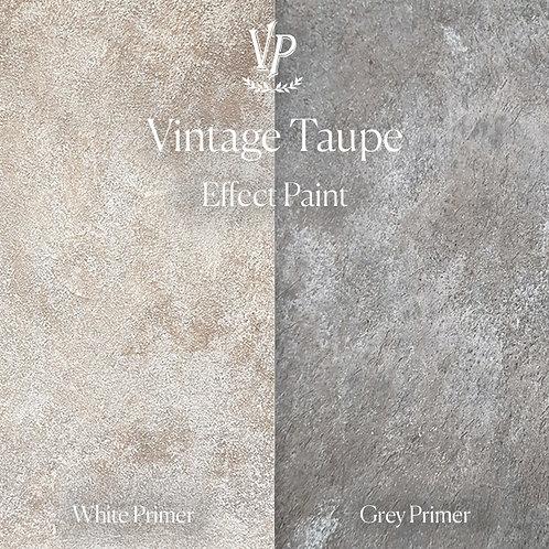 Vintage Taupe -  Effect Paint die Strukturfarbe von Vintage Paint