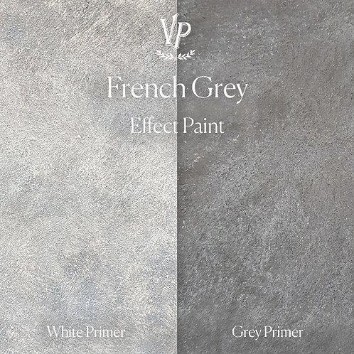 French Grey -  Effect Paint die Strukturfarbe von Vintage Paint