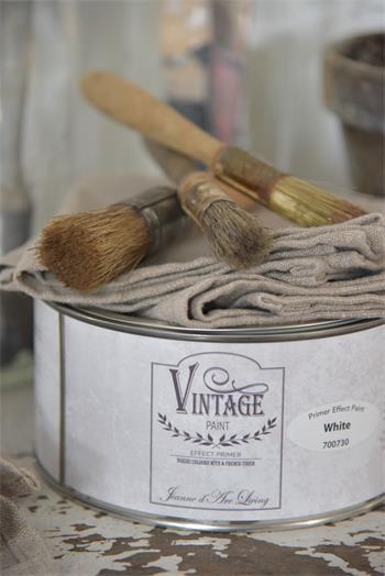 Vintage Paint Primer Effect Paint Grey 1L