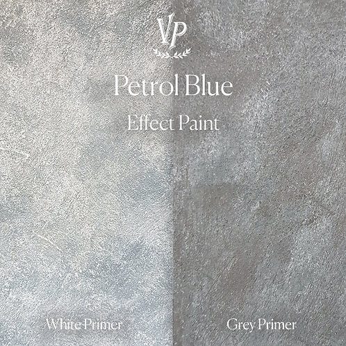 Petrol Blue -  Effect Paint die Strukturfarbe von Vintage Paint