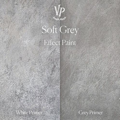 Soft Grey-  Effect Paint die Strukturfarbe von Vintage Paint