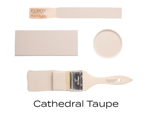 CATHEDRAL TAUPE -  Mineralfarbe von Fusion Mineral Paint