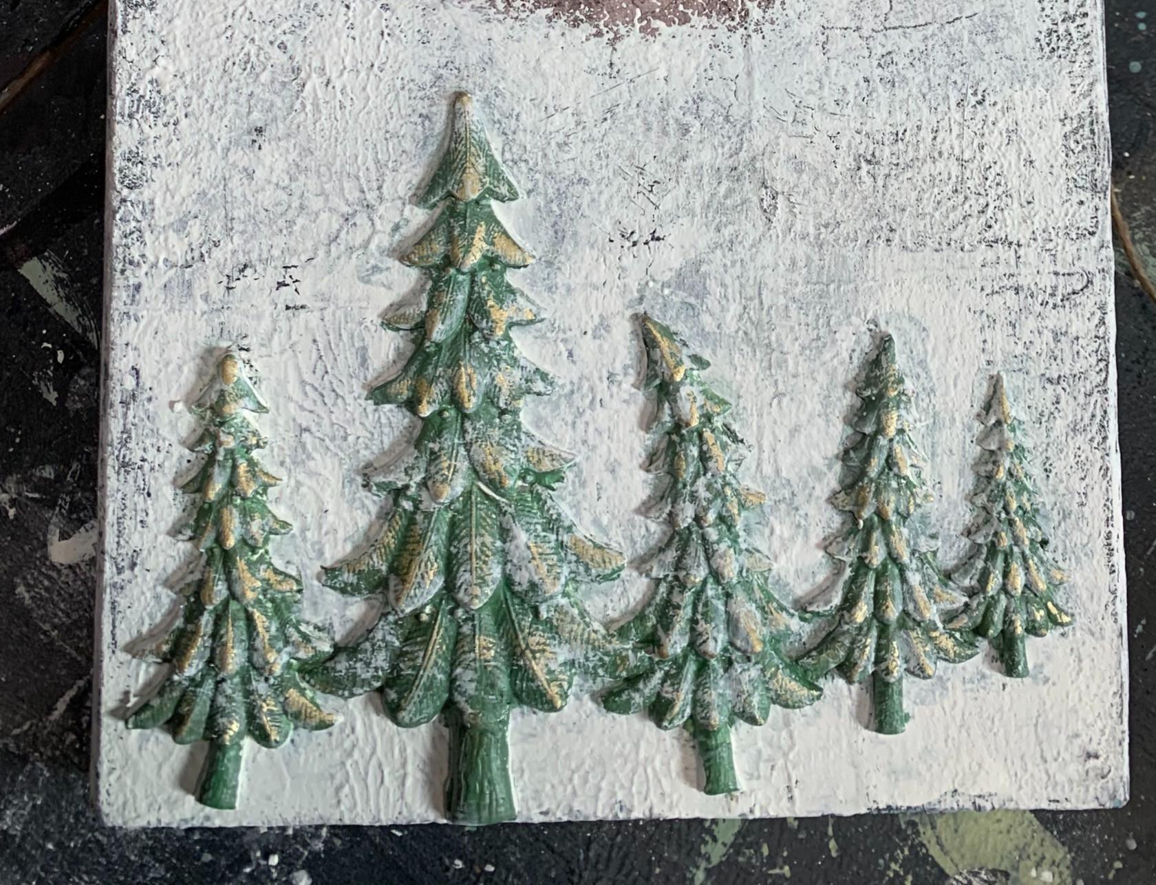 Weihnachtsschilder