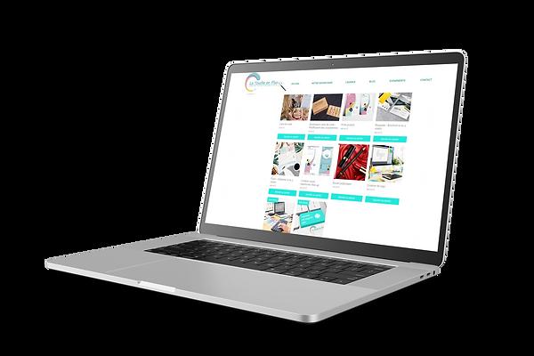 Visuel boutique en ligne La Touche en Pl