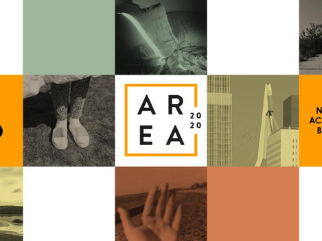 Expositie AREA in Loods 6 - Amsterdam