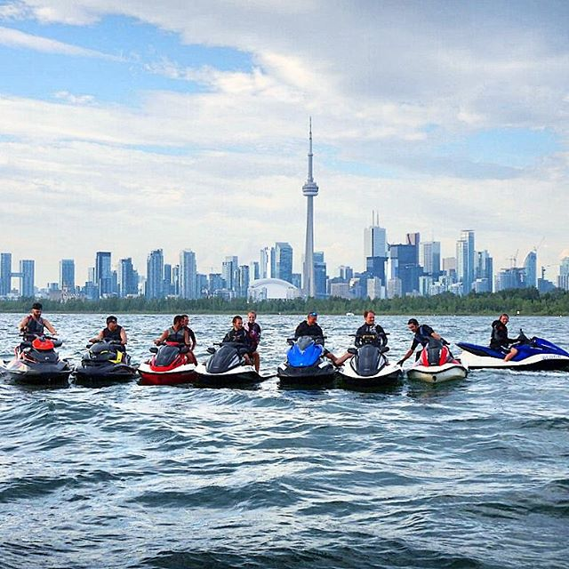 Jetski Rentals available NOW from the Official Toronto Seadoo Rental Company_TORONTOPWC