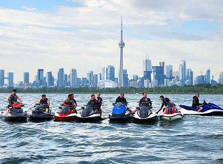 The TorontoPWC / RIDEFORDAD.CA Annual CRUISE & Beach BBQ fundraiser *ITINERARY*
