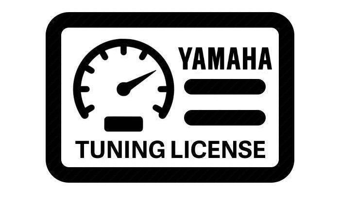 RIVA MaptunerX Yamaha License