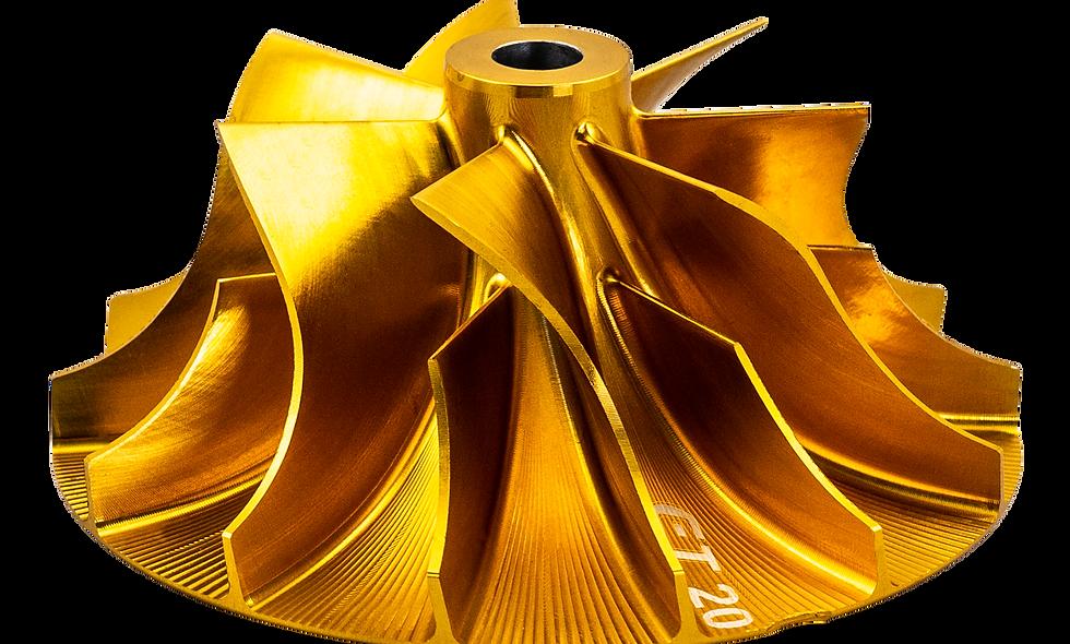 ET SVHO 20LB Supercharger Wheel/Boost Wheel