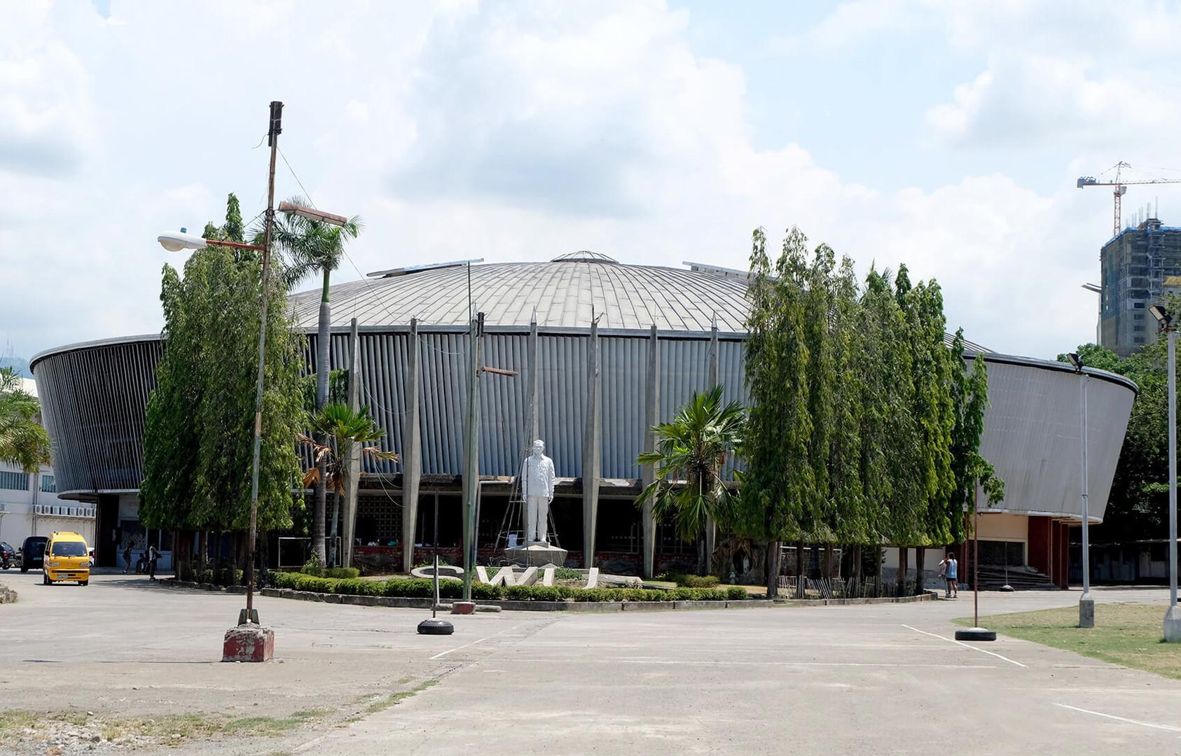 Aznar Coliseum