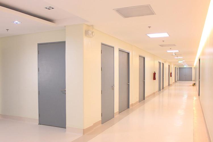SWUMed Hallway