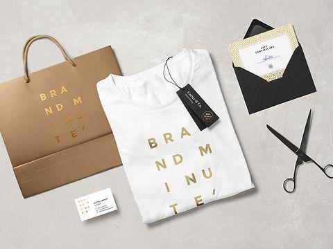 Free-Branding-Mockup-Scene-T-Shirt-Envel