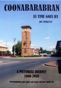 Coonabarabran As Time Goes By