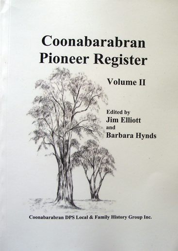 Coonabarabran Pioneer Register V2