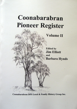 Coonabarabran Pioneer Register V2
