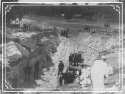 Building Railway line