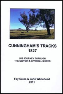 Cunningham's Tracks 1827