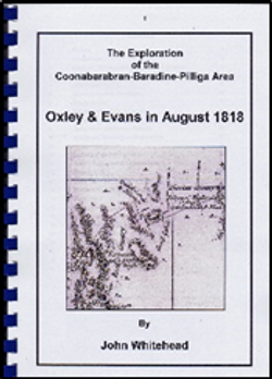 Oxley & Evans in August 1818