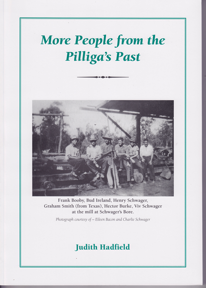 More People from the Pilliga's Past