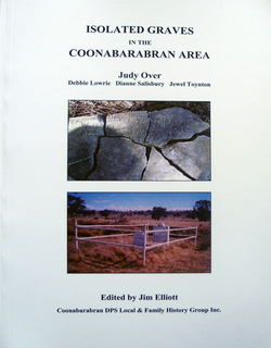 Isolated Graves in the Coonabarabran