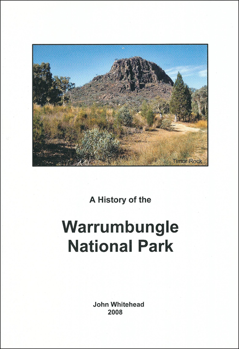 History: Warrumbungle National Park