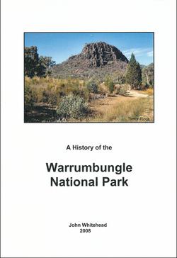 History: Warrumbungle National Park