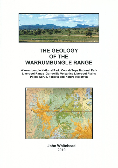Geology of the Warrumbungle Range