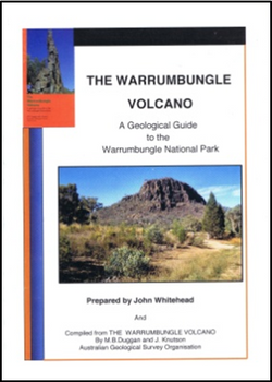 Mapping of the Warrumbungle NP