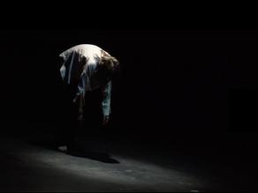 Dancer Mès Lesne presents his solo show