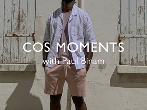 COS Moments with Paul Binam