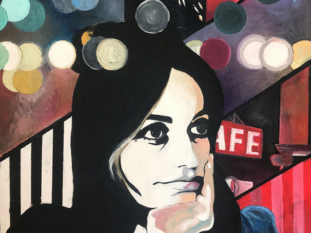Discover STORYTELLING by artist Betty Mariani