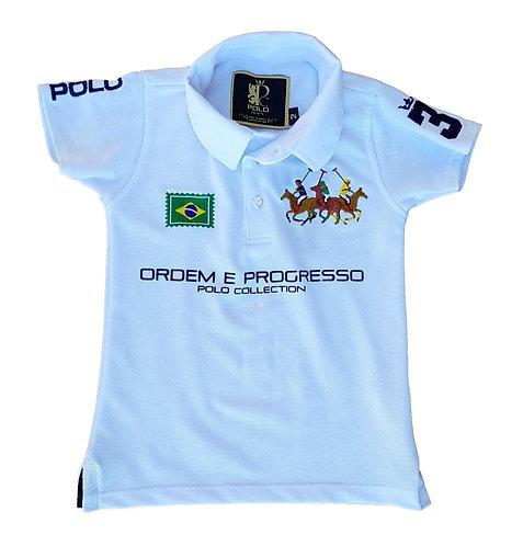 Polo Brazil Infantil Tribute - Polo Collection