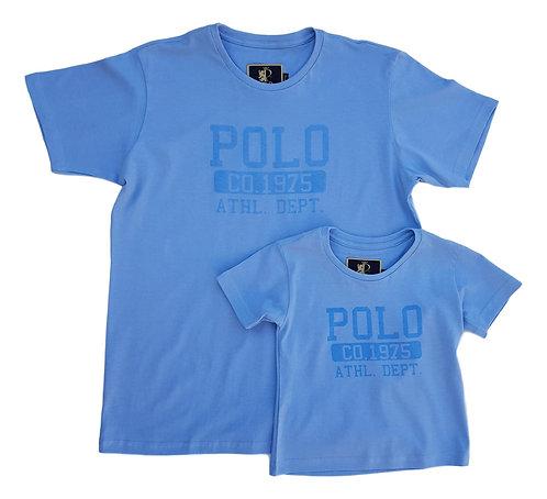 Kit Pai e Filho Camiseta - Polo Collection