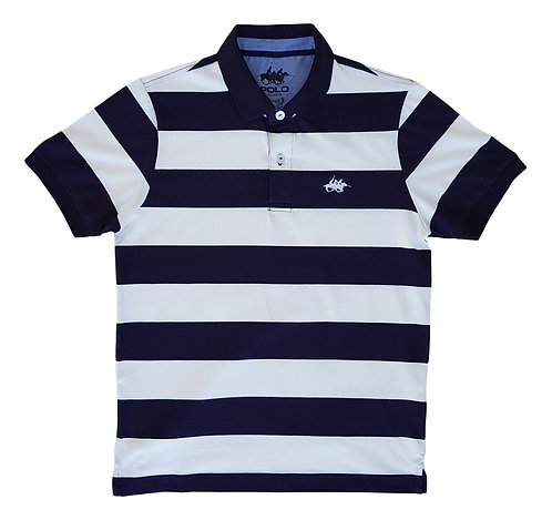 Polo Listra Larga Gettysburg - Polo Collection